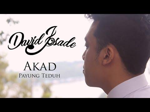 "Akad ""Payung Teduh"" (Piano Cover) - David Josade"