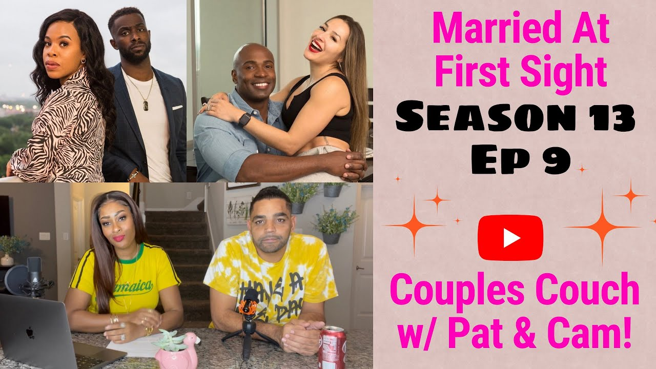 Download REVIEW| Married At First Sight HOUSTON Season 13 Ep 9 | Couples Couch with Pat & Cam