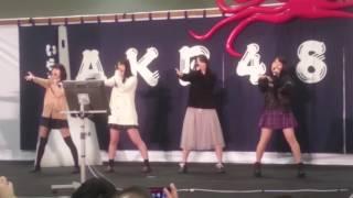 2016年12月18日 AKB48 ハイテンション 気まぐれオンステージ in インテ...