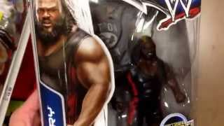 """WWE """"Mark Henry - Elite Collection"""" World Wrestling Detailed Action Figure Toy / Toy Review"""