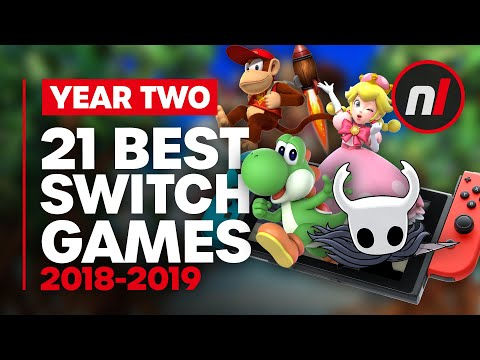 21 Best Nintendo Switch Games 2018-2019 (Year 2)