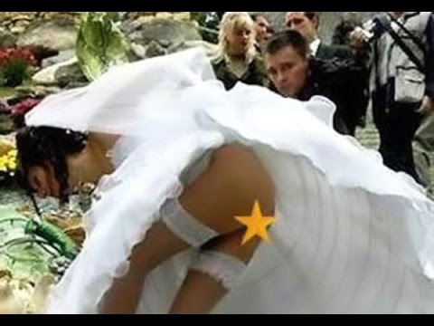 Wedding Moments Gone Wrong Funny Crazy World