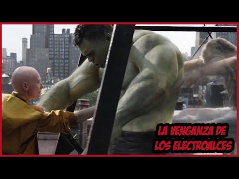 La Escena Eliminada de Hulk y la Anciana en Avengers Endgame – MCU Marvel -