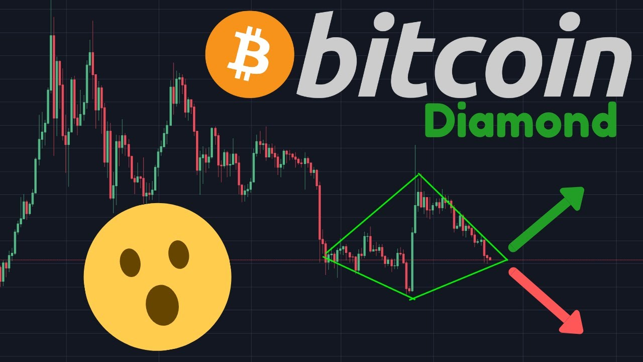 BITCOIN DIAMOND PATTERN FORMING!!! | Good Or Bad For The Bitcoin Price?