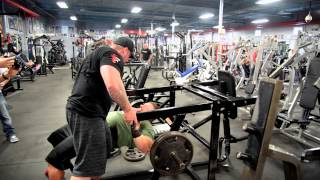 212 Olympia Champion Flex Lewis Training Video  - 4 weeks from  2015 Mr.Olympia(212 Olympia Champion Flex Lewis Training Video At The East Coast Mecca with Eric Hart. http://npcnewsonline.com/, 2015-08-25T14:54:27.000Z)