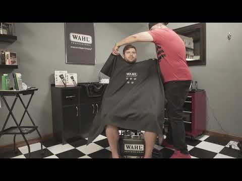 WAHL 5 Star Barber Cape