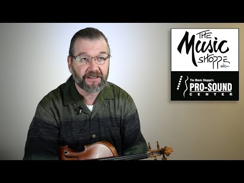 Meet the Teacher  Paul Huppert: violin, viola, & electric violin   The Music Shoppe of Normal