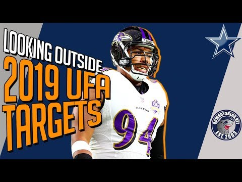 2019 NFL Free Agents the may Interest the Dallas Cowboys