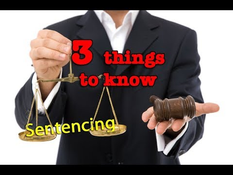 Sentencing hearings in Nevada – 3 things to know