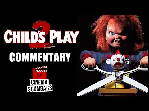 CHILD'S PLAY 2 COMMENTARY | October 24th, 2016