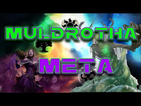 MTG Arena Muldrotha Meta!!!