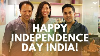 Happy Independence Day India - This Is How We Celebrate Indian Culture Day At Mindvalley
