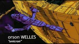 Wally Burr - Transformers: The Movie