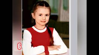 Анна Семенович годами 0 - 39 Anna Semenovich evolution