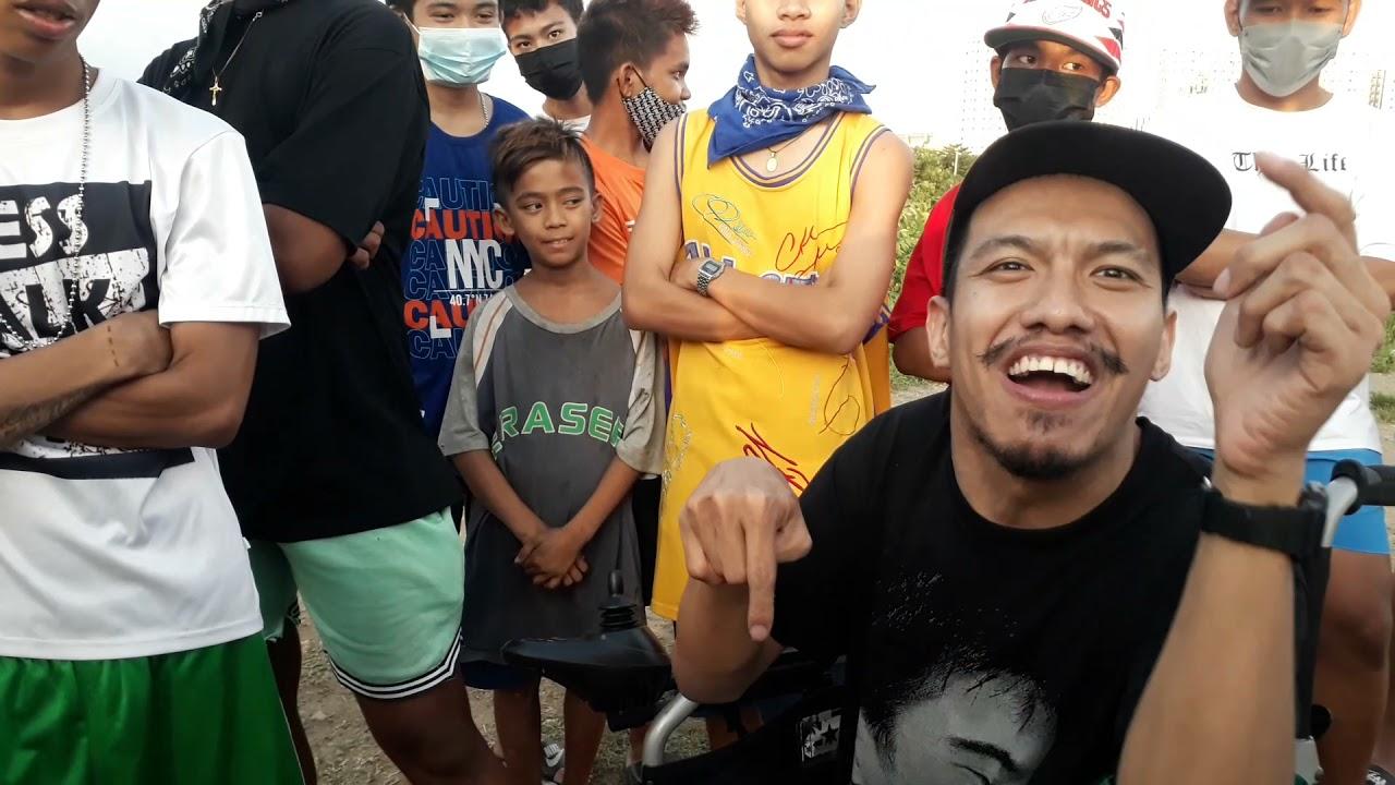 Laglagan Rap Battle League - Geerax Vs Righteous One ( SANTARITA )