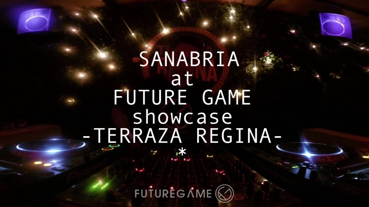 Sanabria Future Game Showcase Terraza Regina Cdmx
