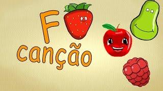 Música do alfabeto - F - como falar português corretamente