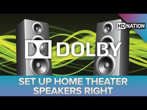 Best Smart HDTV You Can Buy. Setup Home Theater Speakers Right! $17 Lepai LP-2020 Amp.