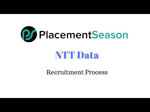 NTT Data Recruitment Process