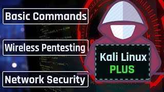 Kali Linux Tutorial F๐r Beginners (2021) : Full Kali Linux Course | Kali Linux Commands 2021
