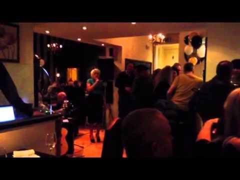 Samantha Phillips amazing solo of skyfall James Bond
