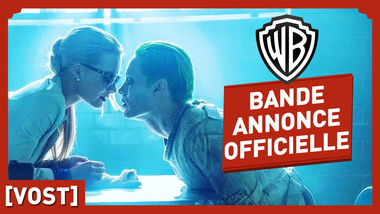 Suicide Squad - Bande Annonce Officielle 4 (VOST) - Jared Leto / Margot Robbie / Will Smith