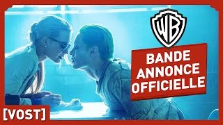 Suicide Squad - Bande Annonce Officielle 4 (VOST) - Jared Leto / Margot Robbie / Will Smith streaming