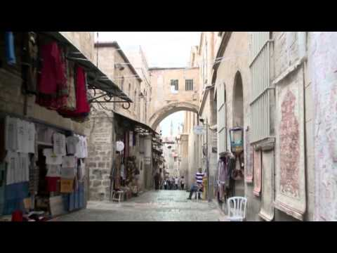 Meet Patriarch Theophilos III - Israel Holyland Travel