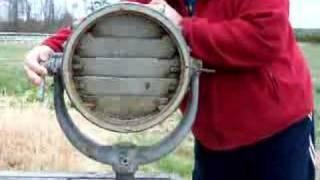 Aldis Lamp / Signal Lamp