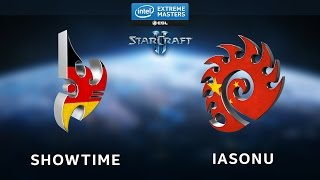 StarCraft 2 - ShoWTimE vs. iAsonu (PvZ) - IEM Shanghai - Ro16