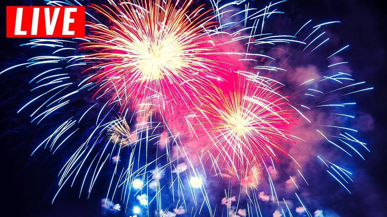 How To Watch Fourth of July Fireworks From Home