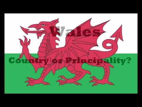 Wales: A country or principality?