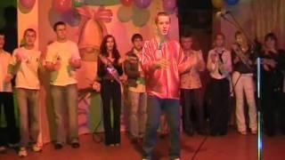 "Жонглёр Лёха)))))) 2007 год ""Invoker style"" (выпускной)"