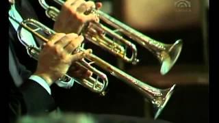 Zubin Mehta dirigiert   A  Dvorak, SLAWISCHER TANZ op 46 NR 8