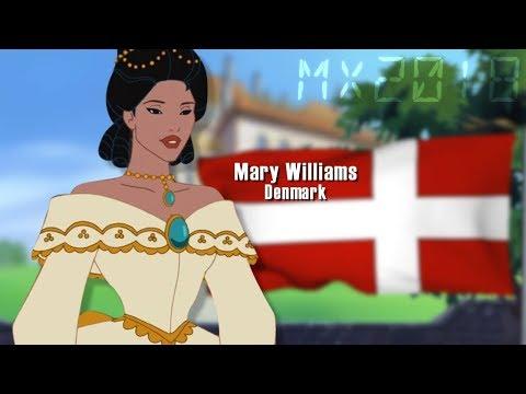 MX2018 AUDITION    Mary Williams    Denmark