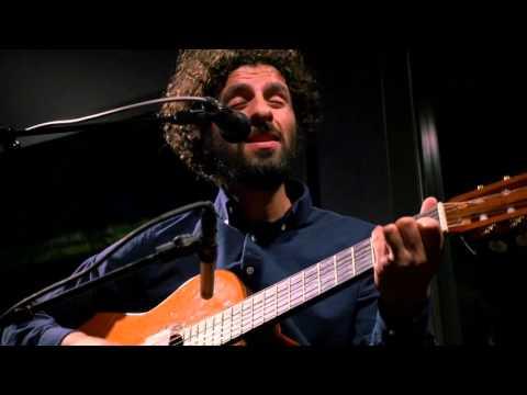 José González - Line of Fire (Live on KEXP)