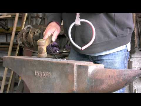 Fire / forge welding.
