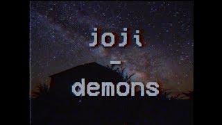 Joji - Demons Lyrics (Cover By cavetown)