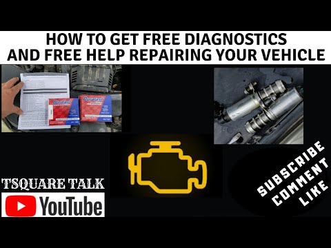 GET FREE HELP REPAIRING YOUR VEHICLE USING A FREE DIAGNOSTIC. CODE P0011 & P0014.