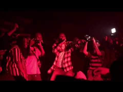 UnoTheActivist - Fabo (live performance 10/21/17)