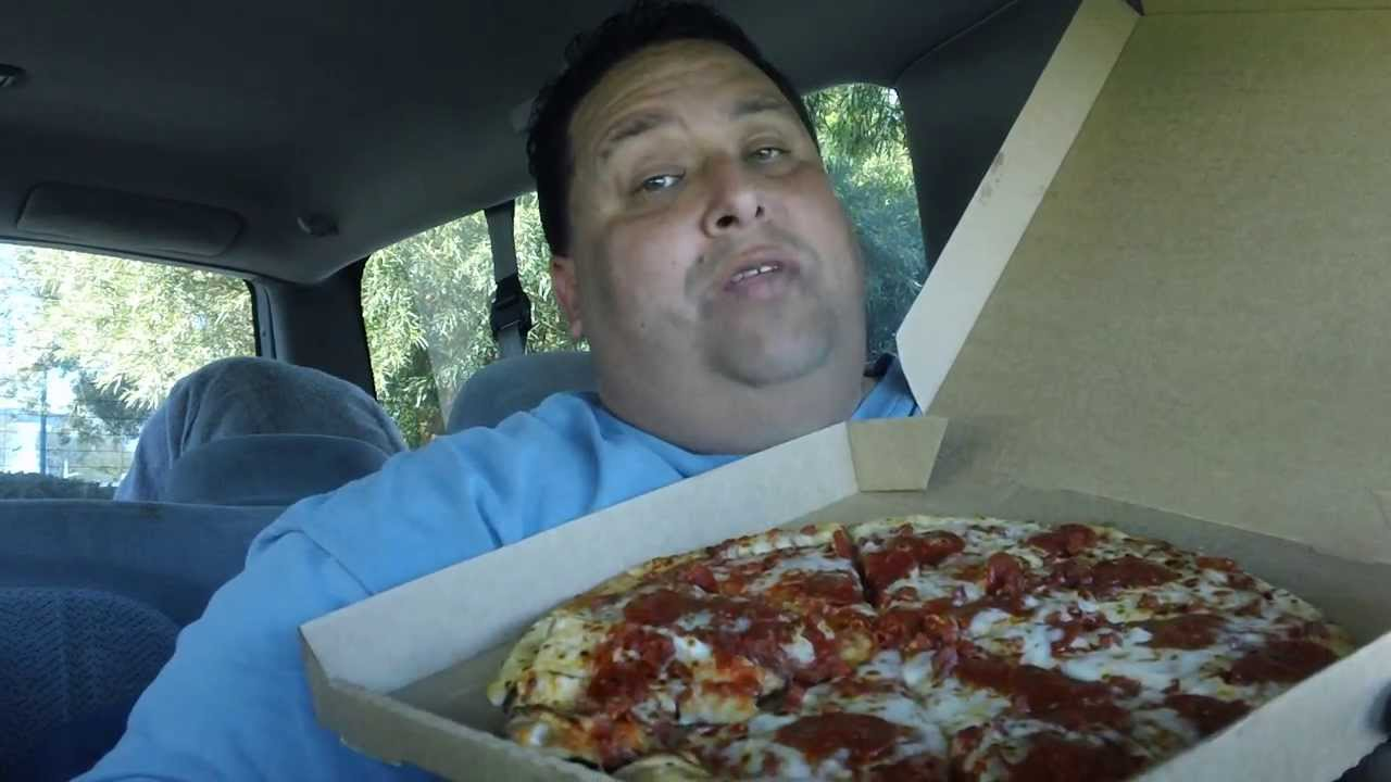 7 Eleven 174 Pizza Review Youtube