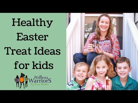 Healthy Easter Basket Ideas ● Easter Treat Ideas for 2019