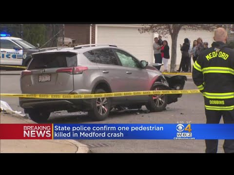 1 Dead, 2 Injured In Medford Pedestrian Crash