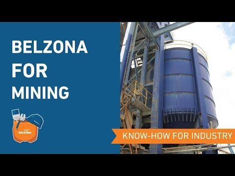 Belzona Solutions for the Mining Industry