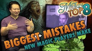 The Top 8 BIGGEST Mistakes New Magic Players Make
