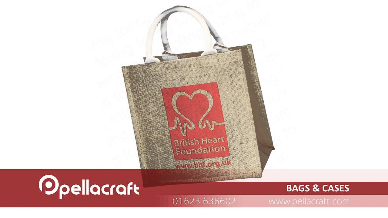 Promotional Printed Bags & Cases - Get Your Business Noticed