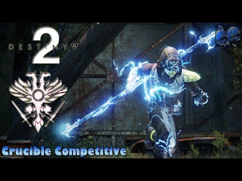 Destiny 2 - My Second Time Playing Crucible Competitive Online Multiplayer pvp