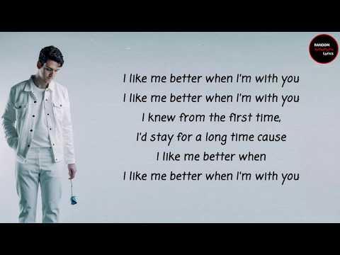 Lauv - I Like Me Better Lyrics