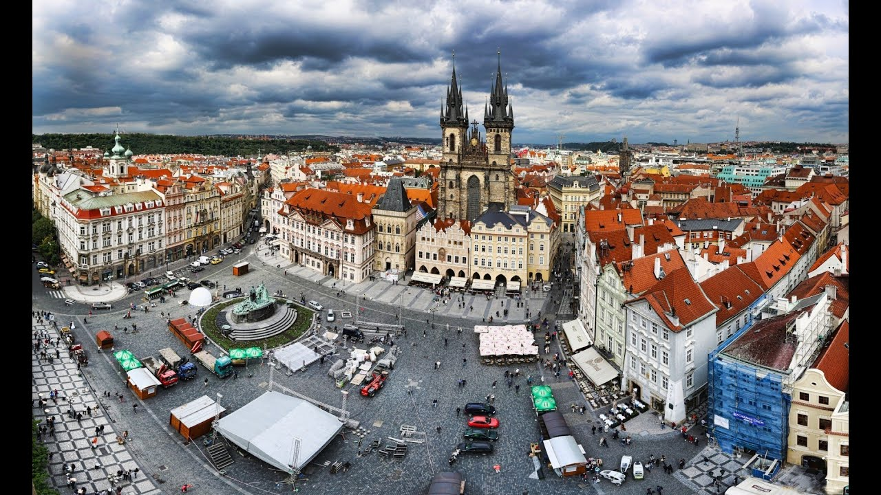 Прага на три дня