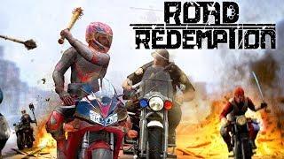 Road Redemption - Sucessor Espiritual do Road Rash!!! [ PC - Gameplay ]